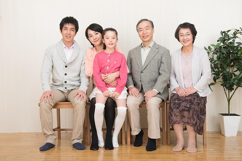 3世代相続